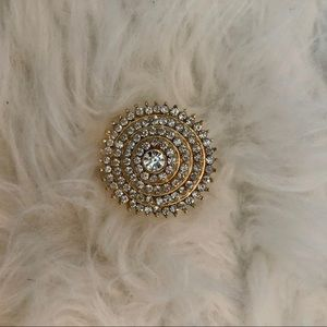 Macy's Jewelry - 🔥 Dazzling Bollywood Ring. NWOT